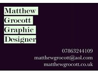 Available for Graphic& Web Artist/Design