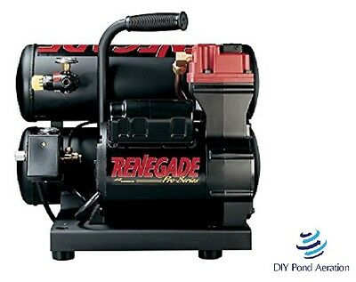 New Thomas Airpac Construction Roofing Framing Air Compressor 4.6cfm 3hp T-200st