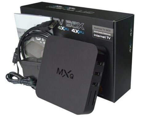 MXQ Amlogic S805 Smart TV BOX Android Quad Core 8GB WIFI 1080P Media Player