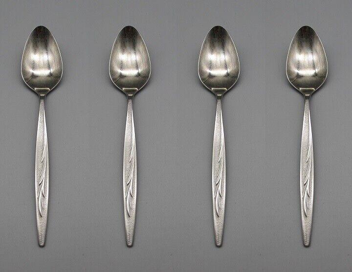 Table Soup Spoons /& Teaspoons Sea Island 1847 Rogers Bros Stainless Dessert Forks