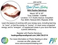 Your Hands Can Heal! Basic Pranic Healing