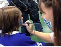 Face Painters and Balloon Twisters for your Party!