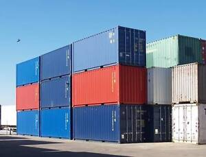 20' Cargo Worthy Shipping Containers SALE-KALGOORLIE $2850+GST Kalgoorlie Kalgoorlie Area Preview