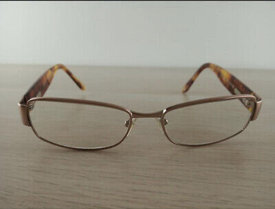 Ladies VERSACE glasses frames eye wear Mod 1124-B 1052 Rv0012124 Used Great Cond