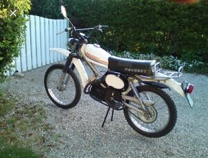 Moto/mobylette/scooter