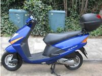 HONDA LEAD 110cc GOOD FOR DELIVERY/COURIER
