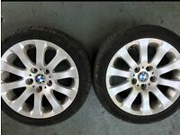 Bmw e90,e46 alloy wheels