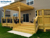 Costume deck and Fences