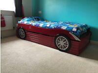 Kids Racing Car Bed