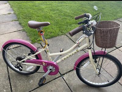 girls Bike Age 6-10