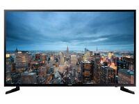 "Samsung 55"" 4K smart TV - like new condition - model JU6000"