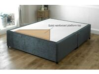Premium Quality Kingsize Bed Base Optional Drawers / Headboards Same Day Delivery 7 Days a week
