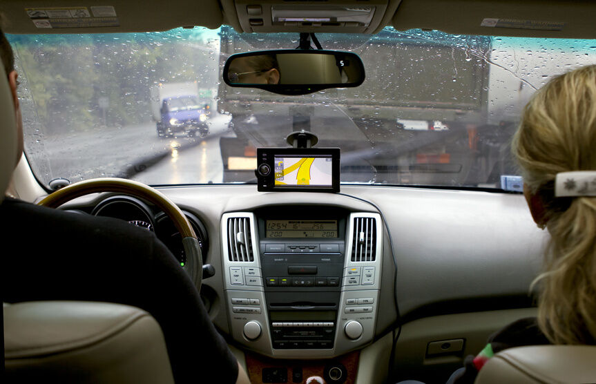 Von der Autohalterung bis zum Ladekabel: Zubehör für das Becker-Navi