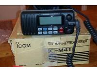 Vhf dsc radio new still boxed never used