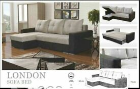 👍TOP QUALITY UNIVERSAL LONDON CORNER SOFA BEDS AVAILABLE👍