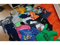 boys bundle of clothes age 7-8 including some designer over 25 items