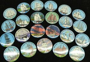 23 Macarons de la collection Québec 84