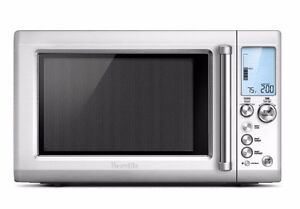 Breville BMO734XL Quick Touch Smart Stainless Microwave Oven