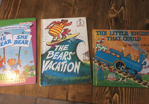 Berenstain Books and The Little Engine that Could