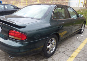 1999 Olds Intrigue 3.5 L with Sunroof Cambridge Kitchener Area image 6