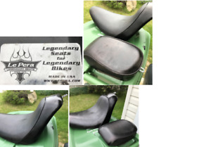 sold sold sold !   Harley Fatboy Seat LaPera