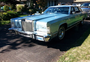 1979 LINCOLN TOWNCAR