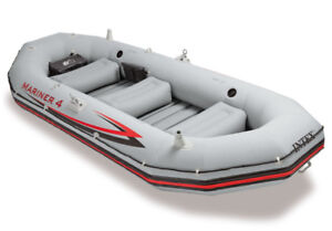 Intex Mariner Bateau gonflable Dinghy 4p peche fishing