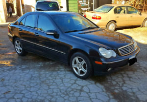 2002 MERCEDES C320 E-TESTED 2ND OWNER