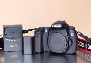Canon 60D mint condition