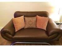 2seaters sofa and armchair for quick sale