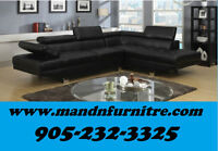2pcs Ultra Modern Sectional Set Lowest Prices Guaranteed