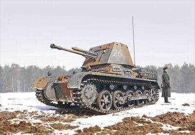 Italeri 6577 Panzer Ger. Panzerjäger I Model Kit Bausatz 1:35