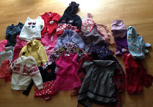 Girls 18/ 24 mths clothing 50 pieces 50 cents each!