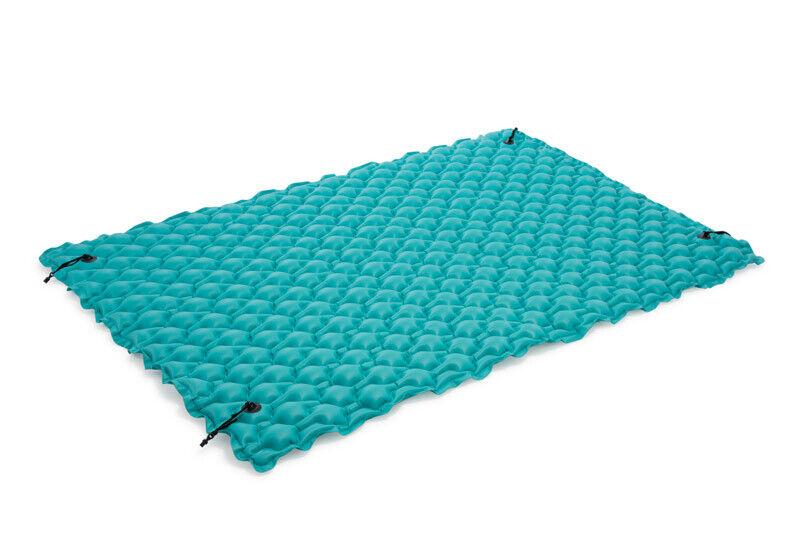 Intex Blue Vinyl Inflatable Floating Pool Mat