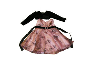 Toddler girl party dress size 2T.