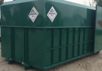 Home Builders & Owners Rent a Garbage or Hazardous Waste Bin!