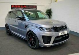 image for 2021 Land Rover Range Rover Sport 5.0 P575 V8 SVR Auto 4WD *HUGE SPEC*