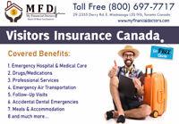 Super good Visitors Insurance Canada