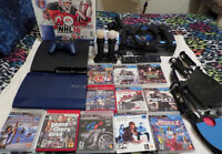 2 PS3 Consoles and Accessories