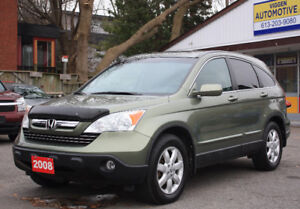 2008 Honda CR-V EX-L leather**sunroof**MUST BE SEEN
