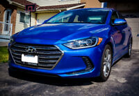 2017 Hyundai Elantra Lease Takeover(<10000km, incl winter tires)