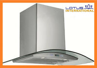 Heavy Duty Canopy Wall Mount Range Hood!