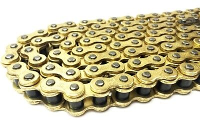 <em>YAMAHA</em> WR250 F NPRSTV HEAVY DUTY GOLD MOTORCYCLE CHAIN 520HD 114