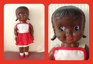 """Reliable """"Topsy"""" Doll (Made in Canada) circa 1958"""