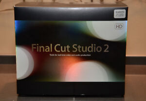 Final Cut Pro version 2.0.1 for MAC