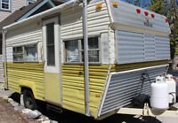 18' Prowler Camper-NEW LOWER PRICE $3500