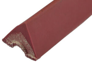 K66 Rubber Replacement Pool Table Rail Cushions Set