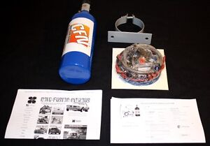 New Cold Fusion Nitrous Kit for Suzuki GSX-R and Other Motorcycl