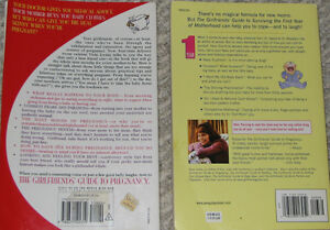 Girlfriends Guide to: Pregnancy & 1st Year of Motherhood 2 Books London Ontario image 2