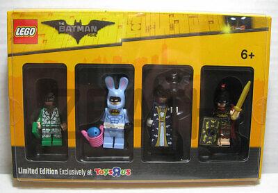 LEGO Batman Movie NEW 5004939 Minifigure Collection Bricktober 2017 TRU Xclusive